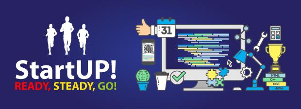 StartUp: Ready! Steady! Go!